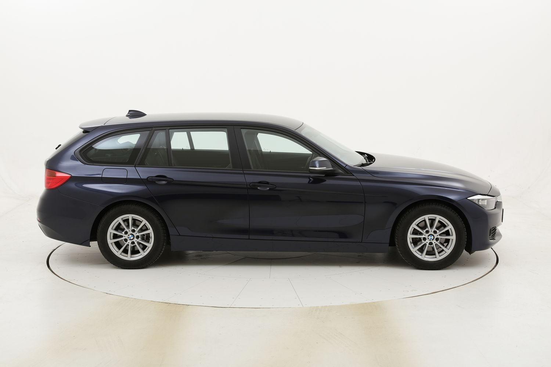 BMW Serie 3 320d Touring Business aut. Efficient Dynamics usata del 2015 con 52.058 km