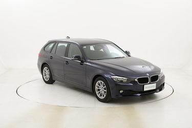 BMW Serie 3 320d Touring Business aut. Efficient Dynamics usata del 2015 con 52.062 km