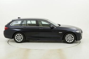 BMW Serie 5 520d xDrive Touring Business aut. usata del 2017 con 84.005 km