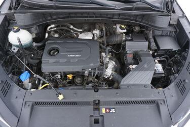 Vano motore di Hyundai Tucson