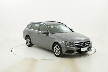 Mercedes Classe C SW 200d Business Aut. usata del 2017 con 115.216 km