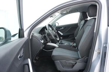 Sedili di Audi Q2