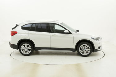 BMW X1 18d xDrive xLine aut. usata del 2017 con 58.176 km