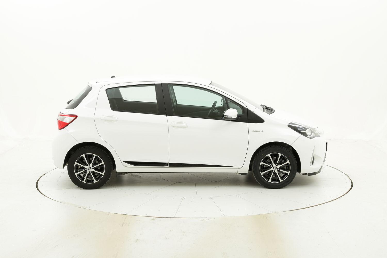 Toyota Yaris Hybrid Active usata del 2018 con 88.978 km
