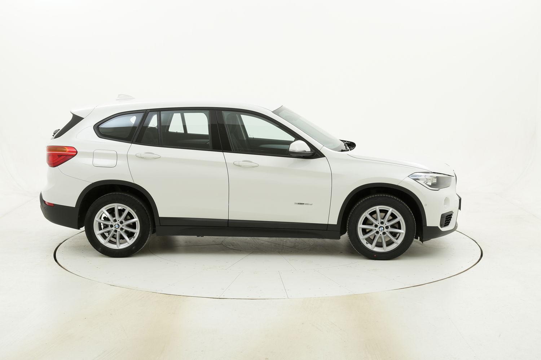BMW X1 18d SDrive Business usata del 2016 con 67.350 km