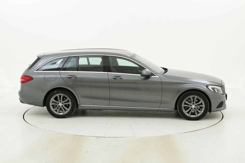 Mercedes Classe C usata del 2017 con 119.878 km