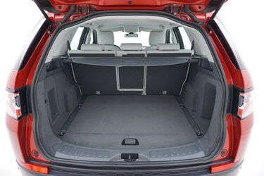 Bagagliaio di Land Rover Discovery Sport