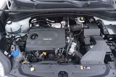Kia Sportage  Vano motore