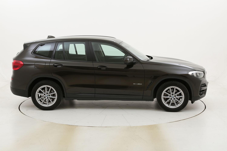 BMW X3 20d xDrive Business Advantage aut. usata del 2017 con 105.167 km