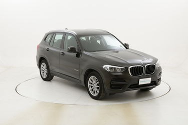 BMW X3 20d xDrive Business Advantage aut. usata del 2017 con 105.167 km