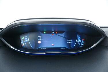 Interni di Peugeot 5008