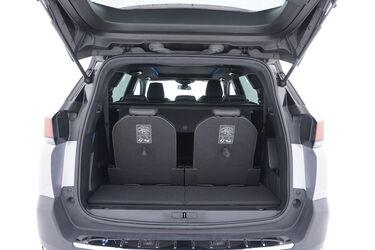 Bagagliaio di Peugeot 5008
