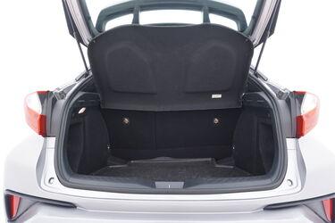 Bagagliaio di Toyota C-HR