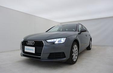 Audi A4   Da un'altra prospettiva