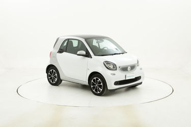 Smart Fortwo Passion twinamic usata del 2017 con 12.766 km