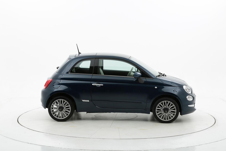 Fiat 500 usata del 2017 con 21.742 km