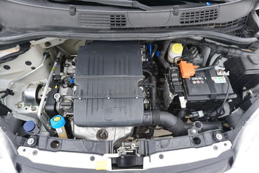 Fiat Panda  Vano motore