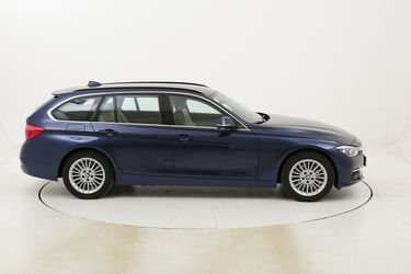 BMW Serie 3 320d Touring Luxury aut. usata del 2018 con 21.688 km