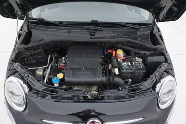 Vano motore di Fiat 500