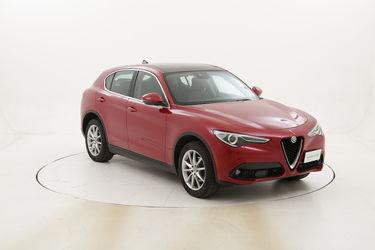 Alfa Romeo Stelvio Super Q4 AT8 usata del 2017 con 37.369 km