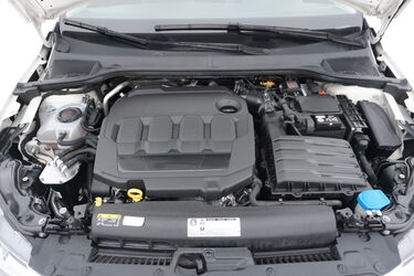 Vano motore di Seat Ibiza