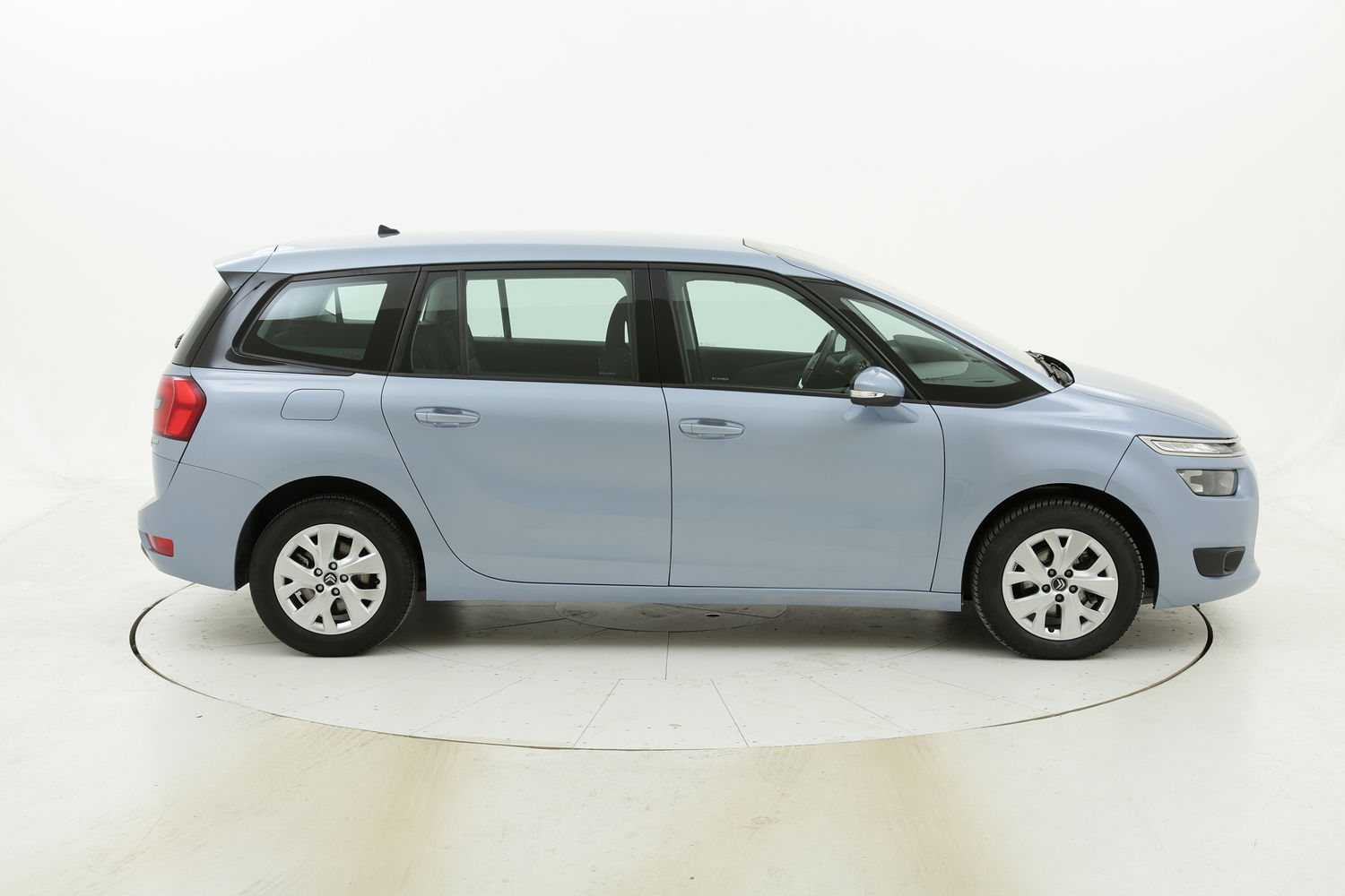 Citroen Grand C4 Picasso Business 7 posti usata del 2015 con 103.776 km