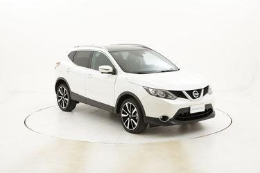 Nissan Qashqai Tekna usata del 2017 con 78.680 km
