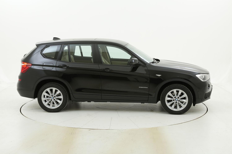 BMW X3 usata del 2016 con 106.207 km