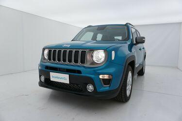 Visione frontale di Jeep Renegade