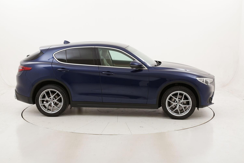 Alfa Romeo Stelvio Super Q4 AT8 usata del 2018 con 75.205 km