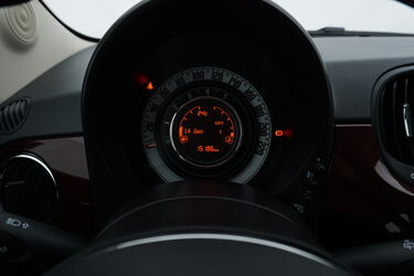 Interni di Fiat 500