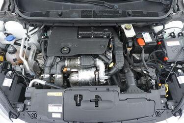 Vano motore di Peugeot 308