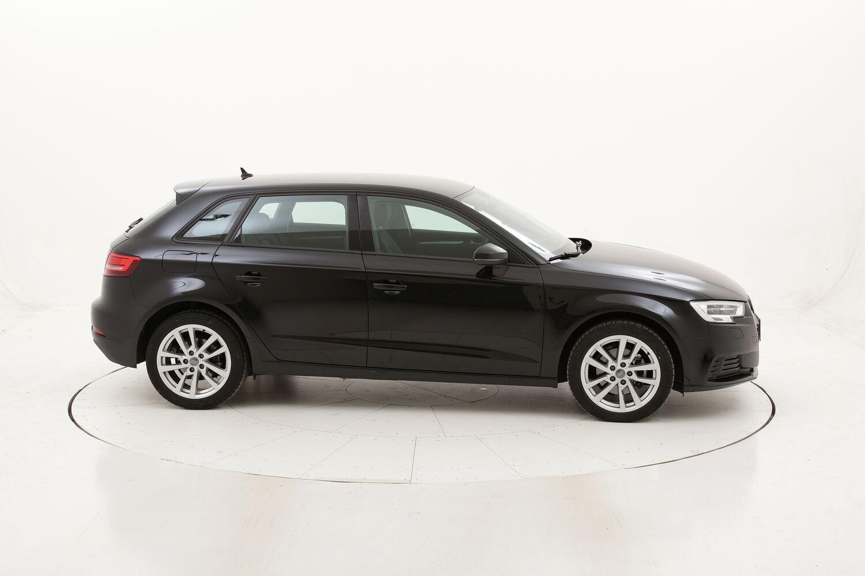 Audi A3 SPB Business S tronic usata del 2017 con 42.236 km