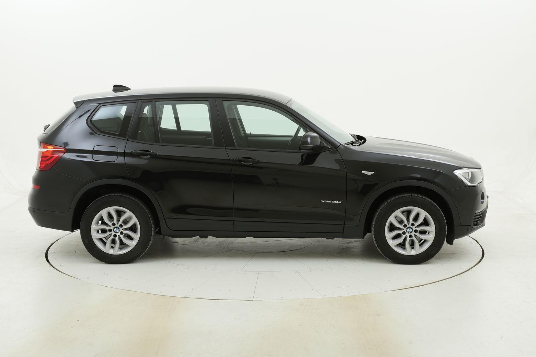 BMW X3 20d XDrive Business Advantage Aut. usata del 2017 con 83.094 km