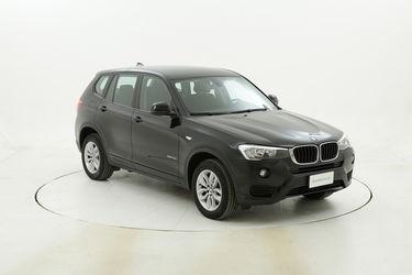 BMW X3 usata del 2017 con 83.094 km