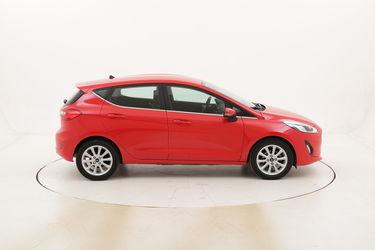 Ford Fiesta Titanium usata del 2017 con 32.546 km