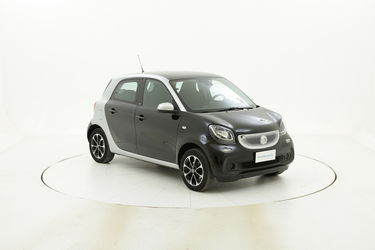 Smart Forfour Passion twinamic usata del 2016 con 41.112 km