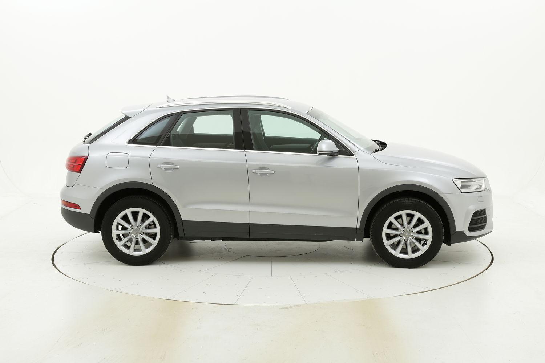 Audi Q3 Business quattro S tronic usata del 2017 con 67.016 km