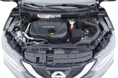 Vano motore di Nissan Qashqai