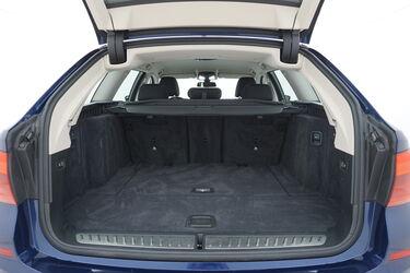 Bagagliaio di BMW Serie 5
