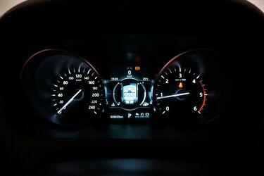 Interni di Land Rover Discovery Sport