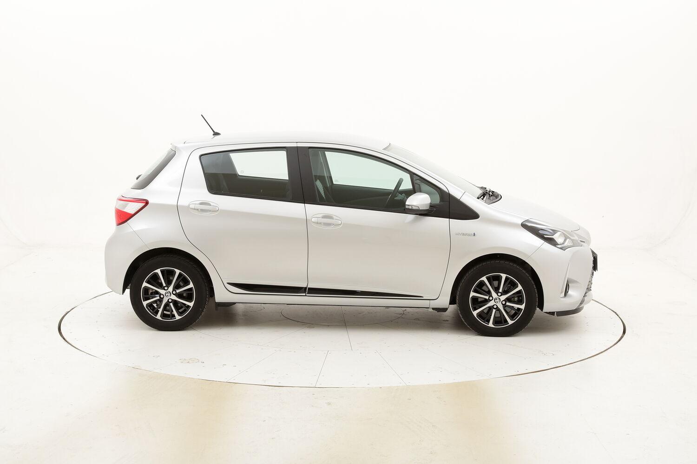 Toyota Yaris Hybrid Active usata del 2019 con 14.586 km