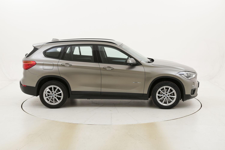 BMW X1 18d sDrive Business aut. usata del 2017 con 95.636 km