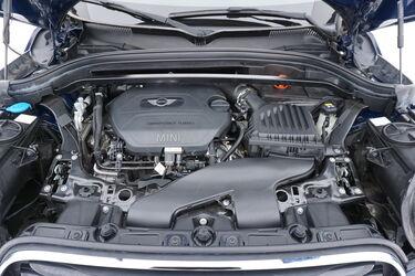 Vano motore di Mini Countryman