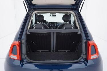 Bagagliaio di Fiat 500
