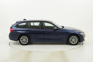 BMW Serie 3 318d Touring Business Advantage aut. usata del 2017 con 78.923 km