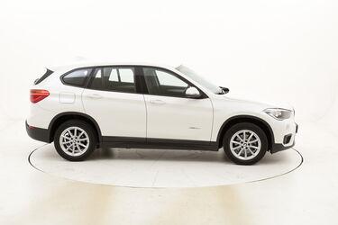 BMW X1 18d xDrive Business Aut. usata del 2017 con 77.794 km