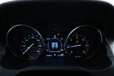 Interni di Land Rover Range Rover Evoque