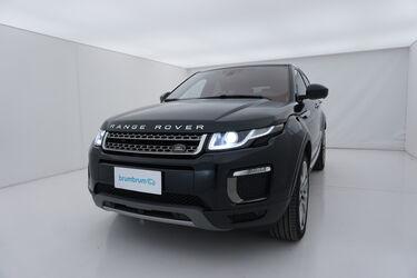 Visione frontale di Land Rover Range Rover Evoque