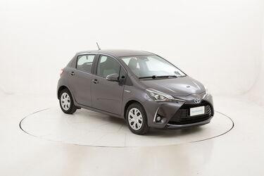Toyota Yaris Hybrid Business usata del 2018 con 61.683 km
